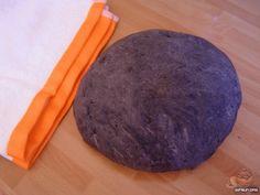 Pizza negra de pulpo y gambas | La cocinita de Marisalas
