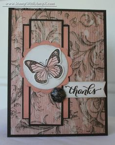 Backyard Basics Thank You by amyk3868 - Cards and Paper Crafts at Splitcoaststampers