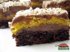 prajituraexcelent0 Best Pastry Recipe, Pastry Recipes, Homemade Cakes, Something Sweet, Caramel, Sweets, Cooking, Desserts, Food