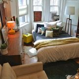 Emily's Brownstone Studio — Small Cool Contest