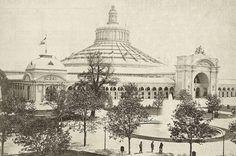The Rotunda, 1873 Vienna World's Fair