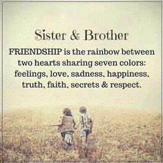 "862 Likes, 33 Comments - Brother_sister_Best Friends (@bsbf_page) on Instagram: ""Tag-mention-share with your Brother and Sister """