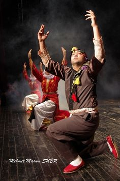 Kurdish Folk Dance