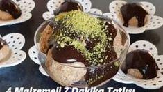 10 Dakikada 70 Kişilik Şerbetli Tatlı Tarifi - İyi Hobi Muffin, Pudding, Breakfast, Desserts, Food, Tejidos, Morning Coffee, Tailgate Desserts, Deserts