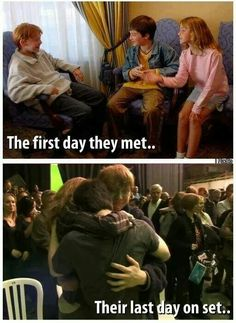 I love Harry Potter!!!