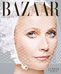 Gwyneth Paltrow Sports Balenciaga for Harpers Bazaar US May 2013 Cover | Fashion Gone Rogue: The Latest in Editorials and Campaigns