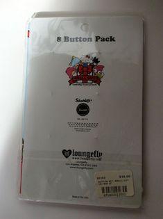 SANRIO LOUNGEFLY HELLO Kitty Keroppi Tuxedo Sam 8 Button Pack Set Pin Rare - $15.00 | PicClick