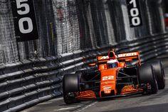 Monaco GP 2017, Jenson Button, McLaren MCL32 Honda, DNF (a comeback, replacing Fernando Alonso, running the Indianapolis 500 miles)