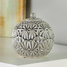 Found it at Wayfair - Abbey Canister