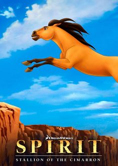 Spirit Horse Movie, Spirit And Rain, Horse Movies, Dreamworks Animation, Horse Drawings, Cartoon Movies, Horse Pictures, Border Collie, Pixar