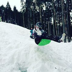 #zipfy #楽しいソリ #かっこいい #飛んでみた #jump #snowsports