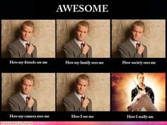 Another great six-panel parody with everyone's favorite Barney, Neil Patrick Harris.