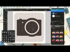 Working With Vectors in Pixelmator - YouTube