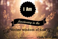 ✡ If any of you lacks wisdom, you should ask God, who gives generously to all without finding fault, and it will be given to you. - James 1:5   #DailyDeclarations   #Scriptures   #Wisdom   #God