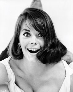Natalie Wood (such a sad demise for such an incredibly beautiful woman)