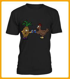 Pineapple and Chicken Cheers - Oktoberfest shirts (*Partner-Link)