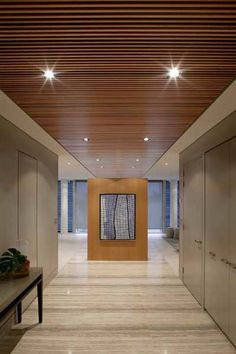 323ac  Modern Ceiling System Ideas Photo 4 Modulated Acoustic Ceiling Technique for Your Home Decor