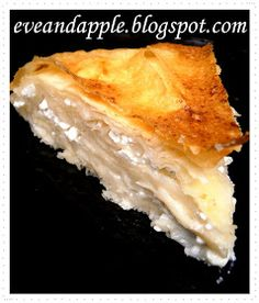Eve and Apple: Tadáááááám- Túrós burek - az igazi! Bread Dough Recipe, Spanakopita, Pie, Favorite Recipes, Meals, Ethnic Recipes, Food, Pastries, Finger