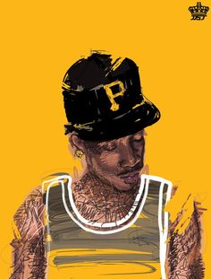 Wiz Khalifa totally a Hufflepuff even sang a song about it :)