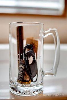 Wedding » 20+ Groomsmen Gifts Ideas You Will Love » Great groomsmen gift idea - include tiesocks