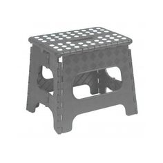 Cool Superior Performance 1 Step Plastic Step Stool With 300 Lb Creativecarmelina Interior Chair Design Creativecarmelinacom