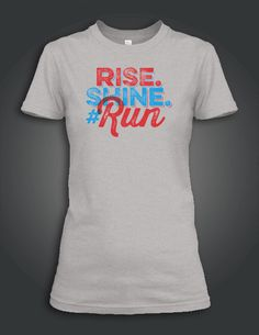 """Wake up, lace up. Check out """"Rise. Shine. #Run."""" funding team #miles4smiles and the Forsyth Institute in the 2015 Boston Marathon."""