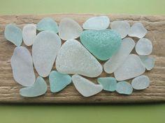 Scottish sea glass  genuine sea glass  authentic sea by SewISea