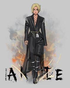 Aot Anime, Fanarts Anime, Attack On Titan Fanart, Attack On Titan Levi, Anime Lock Screen Wallpapers, Female Titan, Hot Fan, Anime Soul, Annie Leonhart