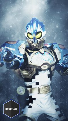 Kamen Rider Para-DX : Perfect Puzzle by Byudha11