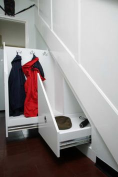 You might think in your small home there isn't another space you can squeeze storage in… But if you have stairs in your home, there is probably wasted space as well that could be used... Read More