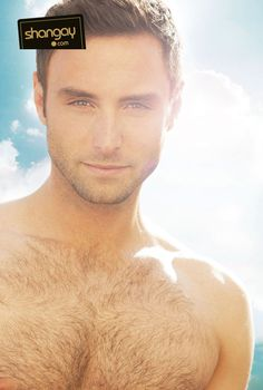 Mans Zelmerlow Shangay Magazine Spain photoshoot