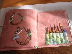 De la couture mais pour le tricot : Knit Pro Wallet - Un petit coin de vie