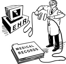 Working with EHR Software - Electronic Health Record system is not exactly a new term in healthcare industry.