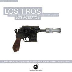 Los Tiros // Tu Pesadilla Regresó, Bienvenido Al Infierno - Costa Rica