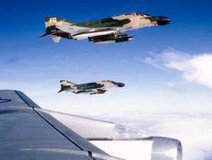 McDonnell Douglas F-4 Phantom II - Wikipedia, the free encyclopedia