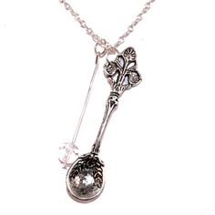 Vintage Spoon Full of Sugar Necklace