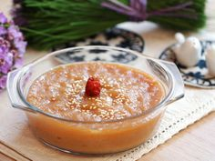 Sweet Rice Cake - New Year Recipe