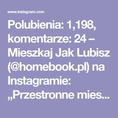 """Polubienia: 1,198, komentarze: 24 – Mieszkaj Jak Lubisz (@homebook.pl) na Instagramie: """"Przestronne mieszkanie w którym króluje drewno, a w na ścianie w salonie mapa świata 🌍❤️ Projekt…"""" Stairways, Instagram, Home Decor, Kitchen, Living Room, Bathroom, Stairs, Washroom, Staircases"""