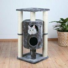 Домик для кошки Trixie «Vigo», серебристо-серый