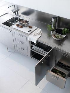 ABIMIS #kitchen by PRISMA