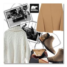 """""""#321"""" by smiljana-s ❤ liked on Polyvore featuring SOREL, Alexander Wang and Fendi"""