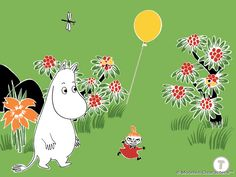 Moomin and the Lost Belongings