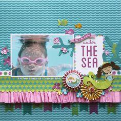 Under The Sea *Pebbles* - Scrapbook.com