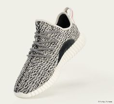 The Yeezy Boost 350 by Kanye West for adidas originals