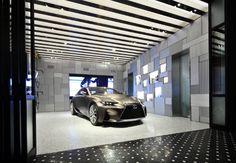 Intersect by Lexus – Tokyo (GARAGE) | Lexus i-Magazine 앱 다운로드 ▶ http://www.lexus.co.kr/magazine #Tokyo #IntersectbyLexus #Brand #Campaign #Architecture #Lexus