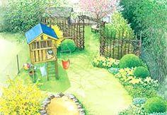 Gartengestaltung Sitzplatz