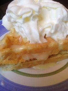 Best Belgian Waffles Ever - Recipe