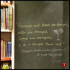 F. Scott Fitzgerald - #frase #quote #insights