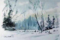 loose painting - Watercolour   Alan Owen   Painters Online