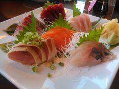Sashimi best locals sushi in vegas